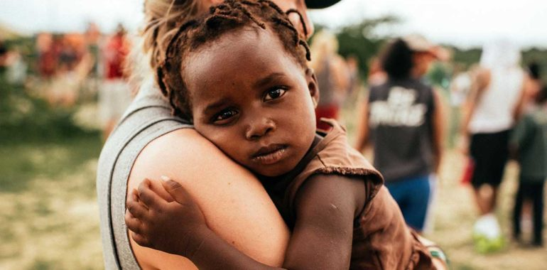 Your sponsorship can break the cycle of poverty